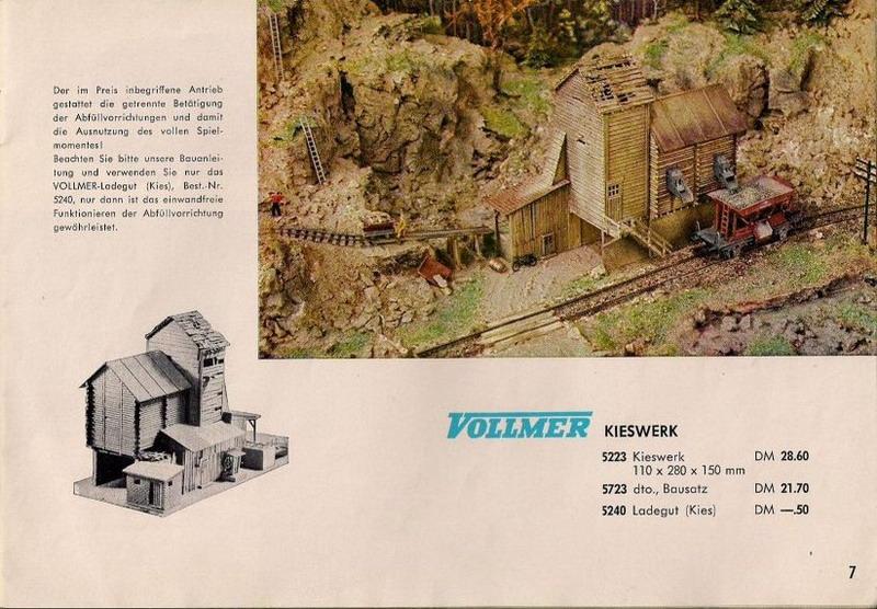 Vollmer Katalog Bild 1961/62