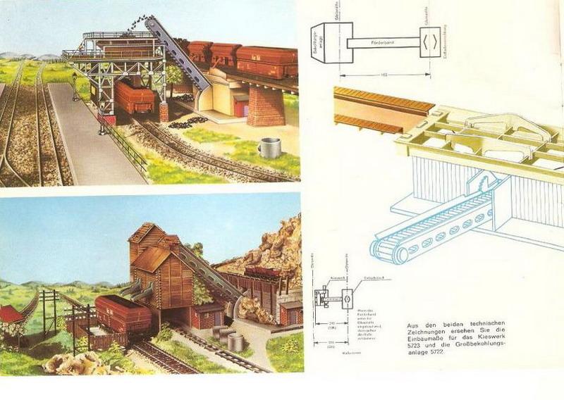 Einsatzmöglichkeit Vollmer Katalog 1965/66