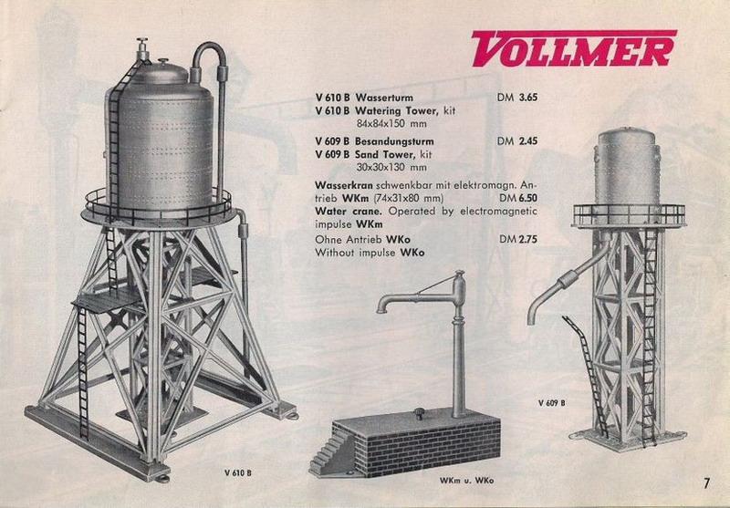 Vollmer Wasserkran 6000/6007