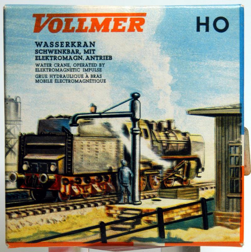 Vollmer Wasserkran 6006