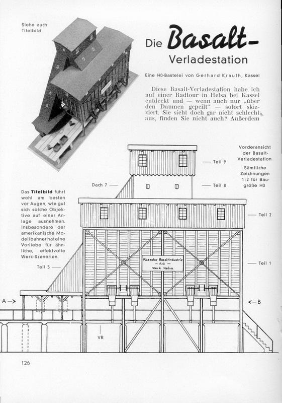 Wiad Basalt-Verladestation