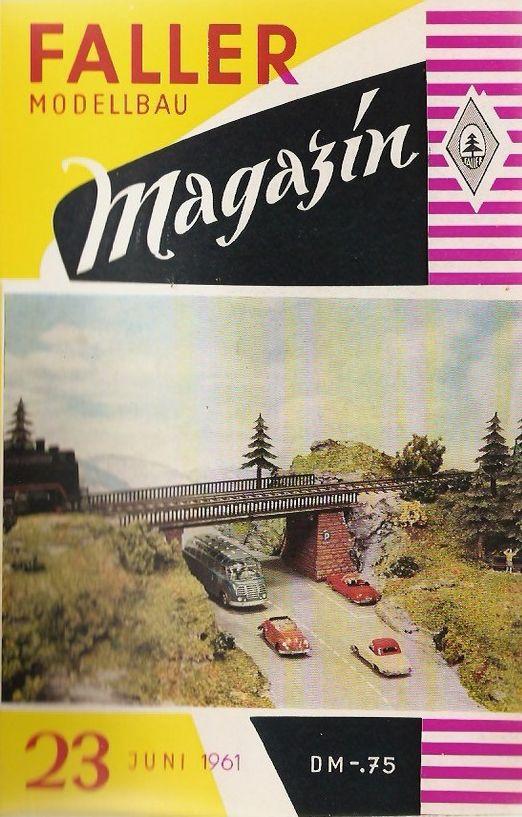 Faller Modellbau Magazin Nr.23