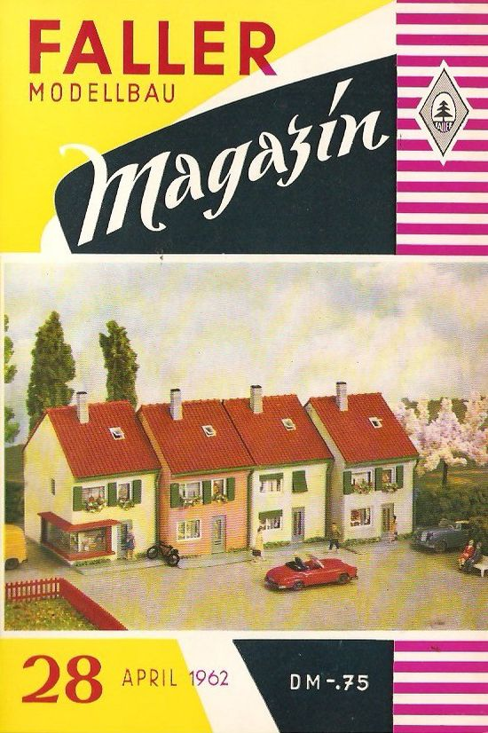 Faller Magazin Nr.28