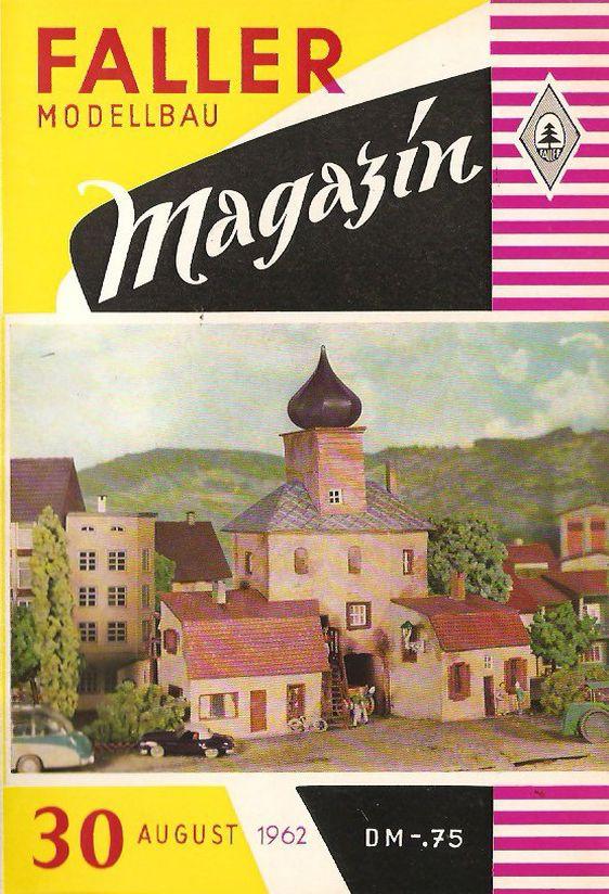 Faller Magazin Nr.30