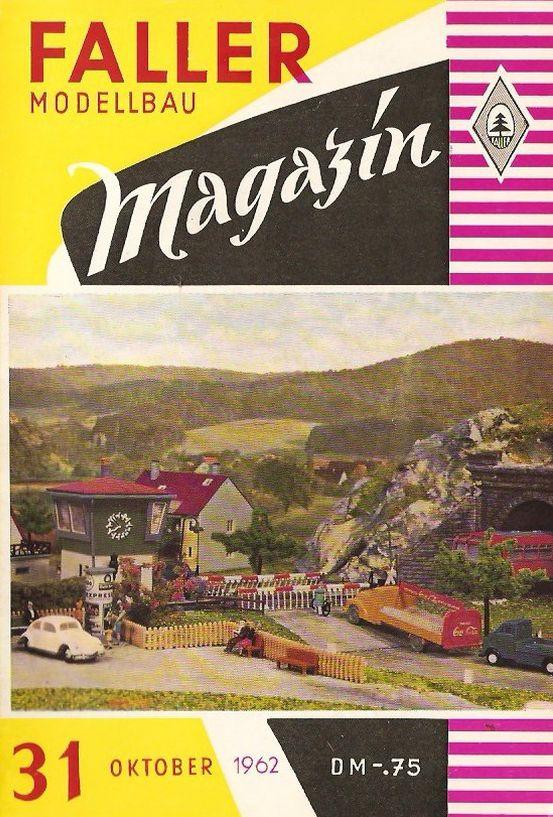 Faller Magazin Nr.31