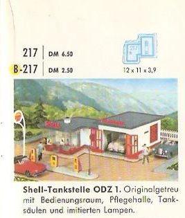 Faller Katalog 1963/64