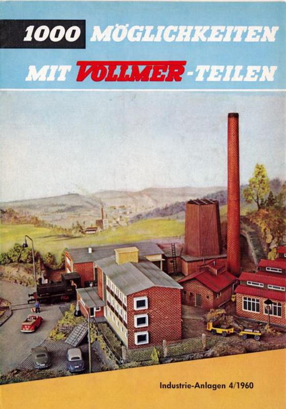 Vollmer Industrieanlagen 4/1960