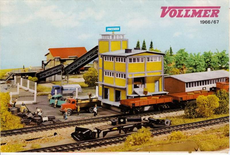 Vollmer Neuheiten 1966/67