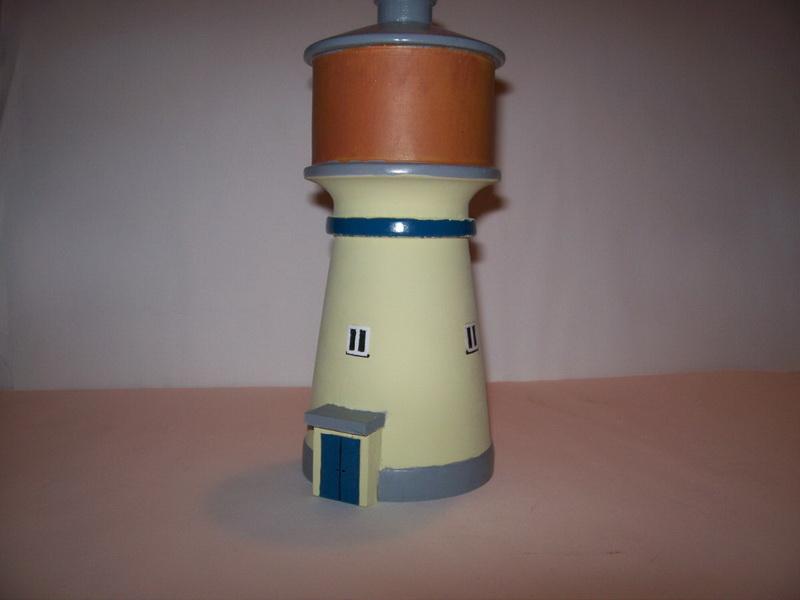 Wasserturm Eigenbau