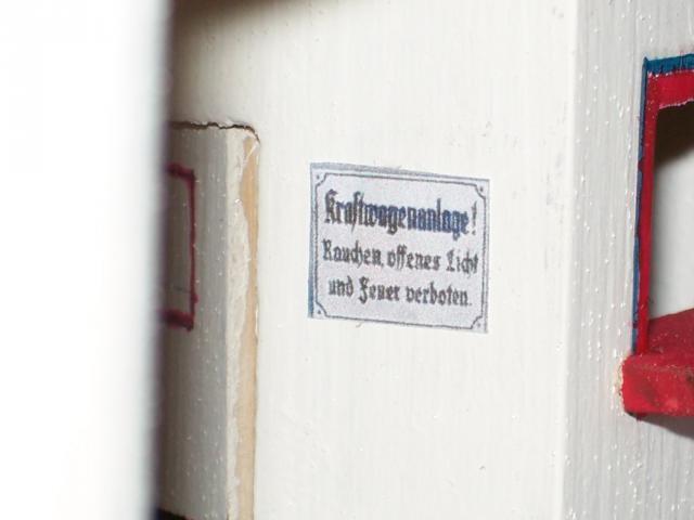 Neuere Zubehör-Unikate im Alten Trix- und Kibri-Stil 00/H0