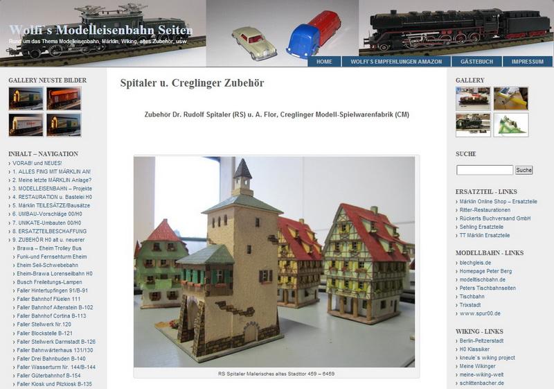 Spitaler u. Creglinger Zubehör - 15.05.2014